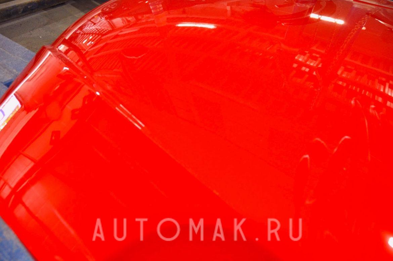 Mazda 3 2007 2.0L кузовной ремонт