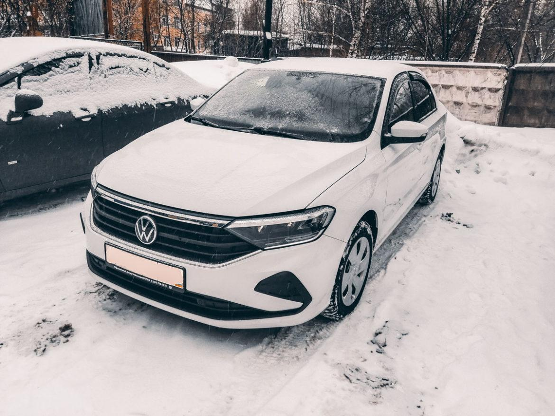 Кузовной ремонт Volkswagen Polo 2020 1.6 MPI